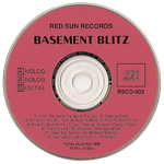BASEMENT BLITZ - SECRET GIG 1987