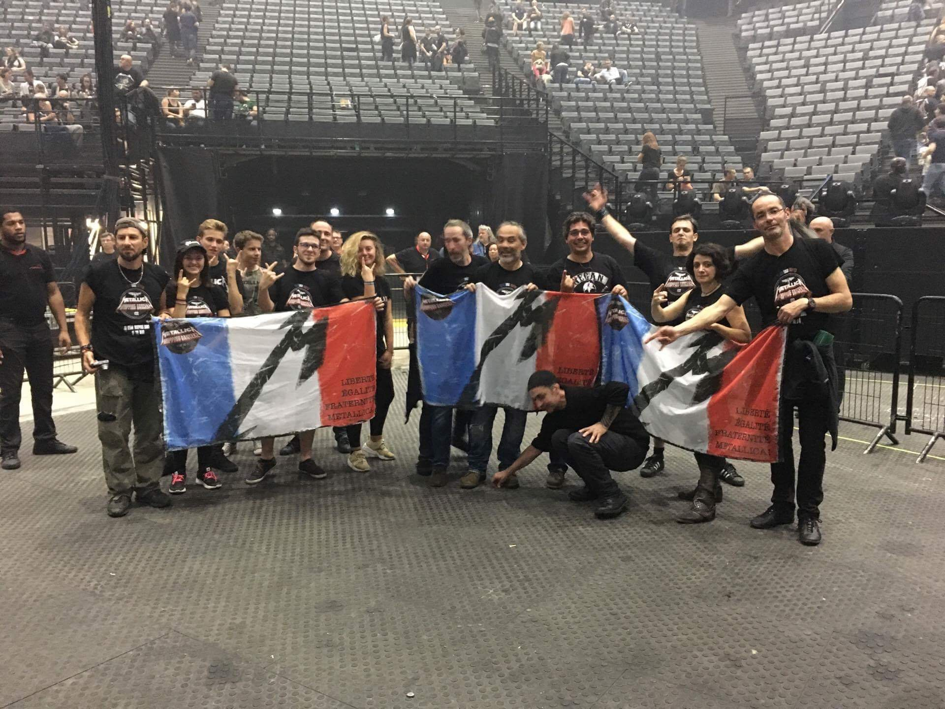 Whipping Dancerz - MetallicA French Local Chapter #232