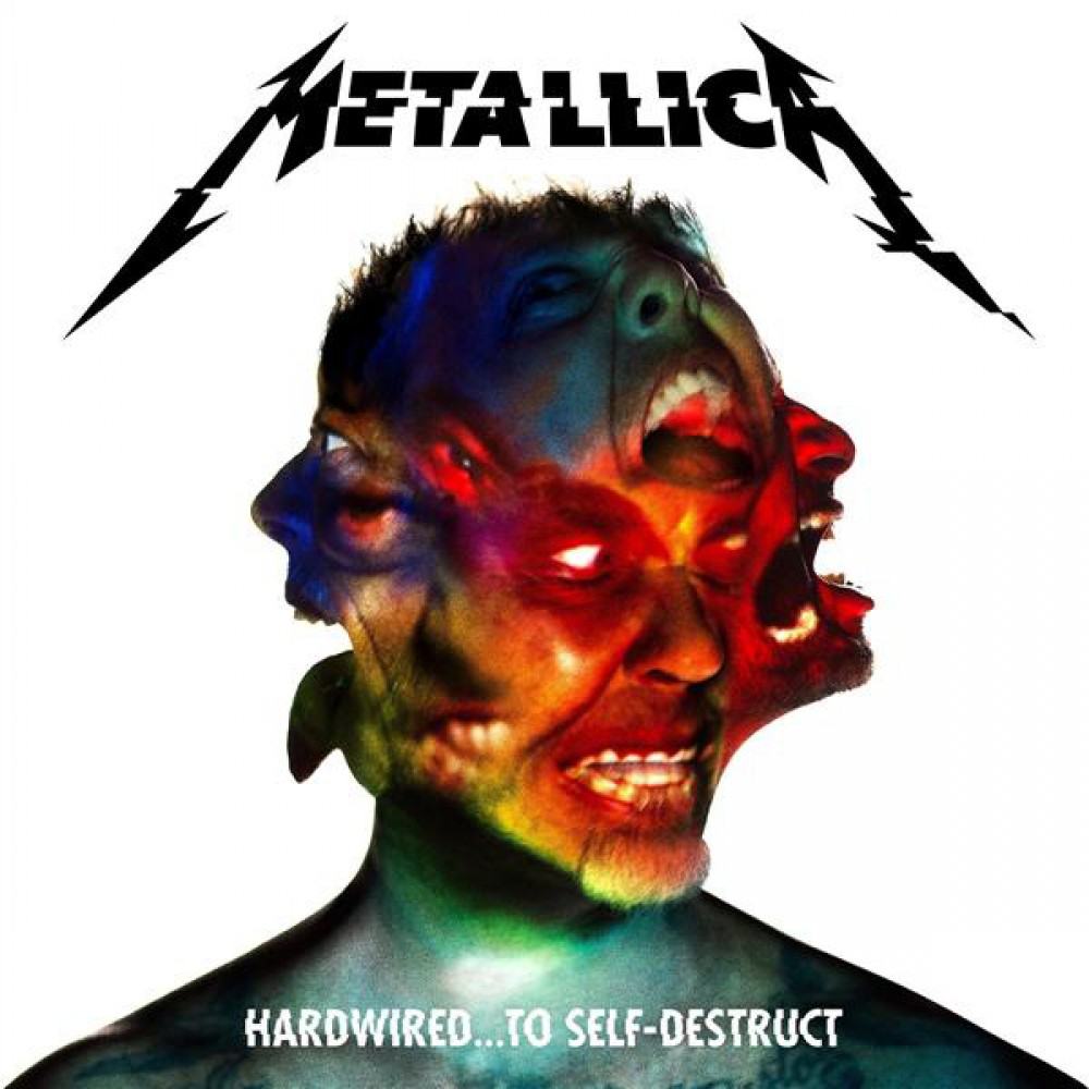 Hardwired To Self-Destruct (2016)