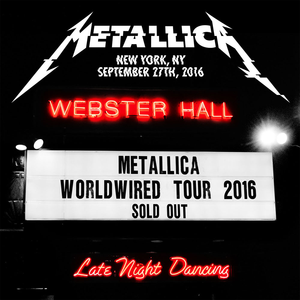 Live at Webster Hall (2017)